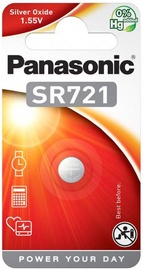 Elements Panasonic Silver Oxide SR721