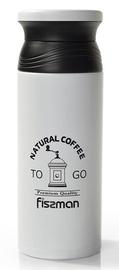 Termosas Fissman Natural Coffee, 500 ml, baltas