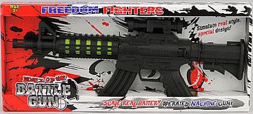 Tommy Toys Battle Gun Freedom Fighters 465800