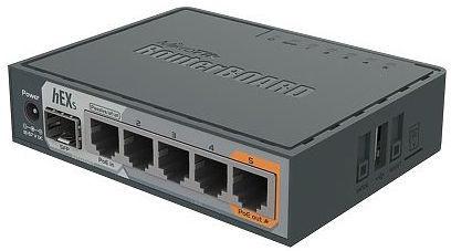 MikroTik hEXs Gigabit Ethernet Router