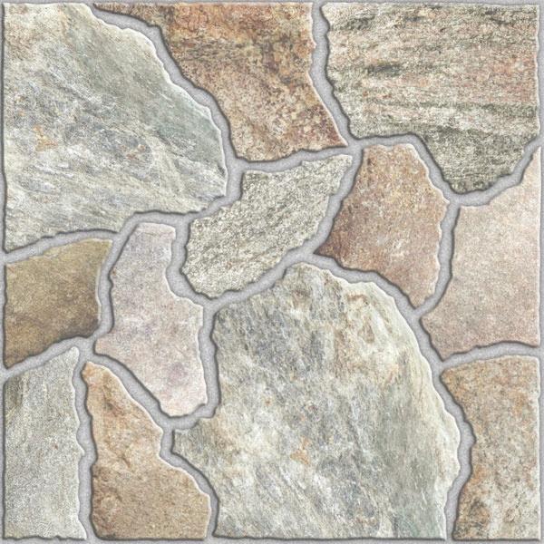Akmens masės plytelės RAINIER BROWN, 30X30 cm