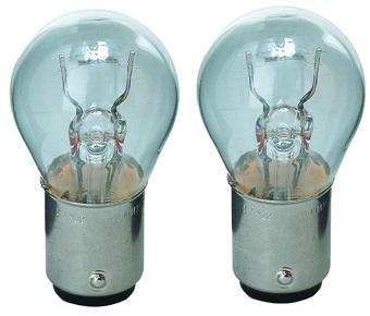 Imdicar Car Bulb Double 12V 21.5W 2pcs