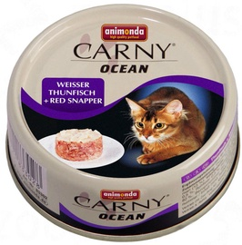 Animonda Carny Ocean Tuna & Red Snapper 80g
