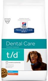 Hill's Prescription Diet Dental Care Small Bites t/d Chicken 3kg