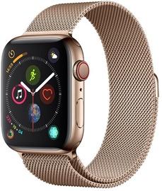 Devia Elegant Series Milanese Loop For Apple Watch 44mm Gold