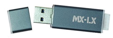 Mach Xtreme LX 256GB USB 3.0 Grey