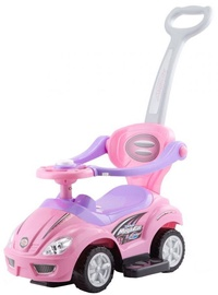 EcoToys Deluxe Mega Car 3-In-1 Pink 381