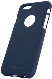 Mercury Soft Surface Matte Back Case For Xiaomi Mi 8 Midnight Blue