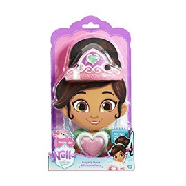 Nickelodeon Nella The Princess Heart Pendant & Tiara 11286.2500