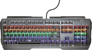 Trust GXT 877 Scarr Mechanical Gaming Keyboard ENG