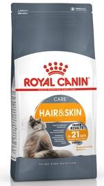 Sausas ėdalas katėms Royal Canin Hair & Skin, 2 kg