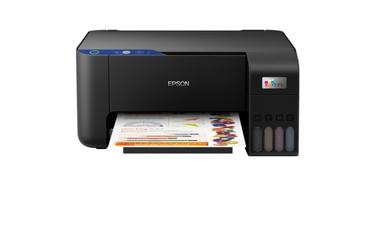 Многофункциональный принтер Epson ECOTANK L3211, струйный, цветной
