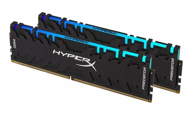 Kingston HyperX Predator RGB 16GB 3000MHz DDR4 CL15 KIT OF 2 HX430C15PB3AK2/16