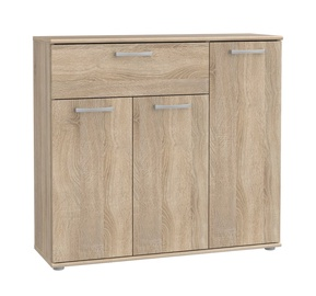 Forte Chest Of Drawers Niko NIKK34-D30F 89.6X81.7X28.9cm