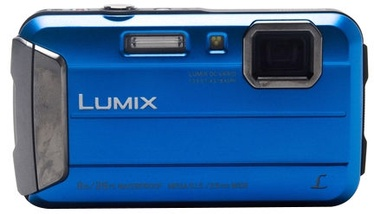 Panasonic LUMIX Digital Camera Blue