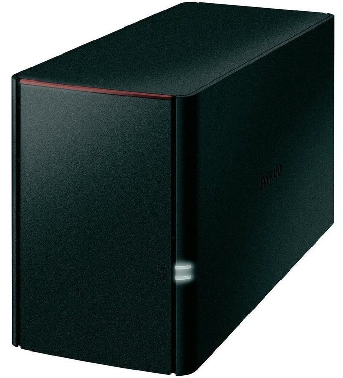 Buffalo LinkStation 220 2TB WD Red