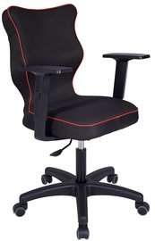 Entelo Office Chair Nero Black AT01