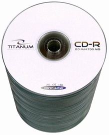 Esperanza 2021 CD-R Titanum 52x 700MB Spindle 100psc