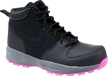 Nike Manoa Lth GS 859412-006 Black 36.5