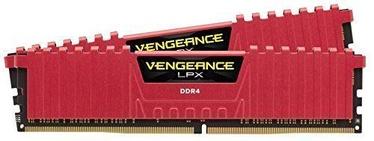 Corsair Vengeance LPX 16GB 2400MHz DDR4 CL14 KIT OF 2 CMK16GX4M2A2400C14R (bojāts iepakojums)