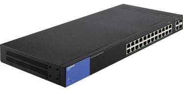 Linksys LGS326P 26-Port Business Gigabit Smart Switch PoE+
