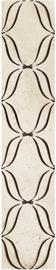 Keraminės sienų juostelės Mocca 3, 40 x 8.4 cm