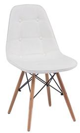 Стул для столовой Signal Meble Axel Buk White, 1 шт.