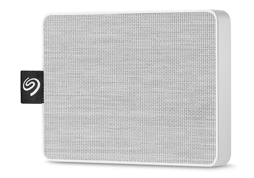 Seagate 1TB One Touch External SSD White