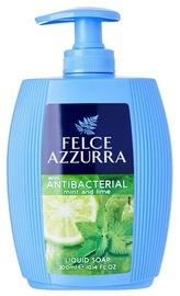 Felce Azzurra Antibacterial Mint And Lime Liquid Soap 300ml