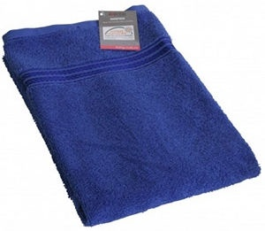 Verners Frotee 50x100cm Blue