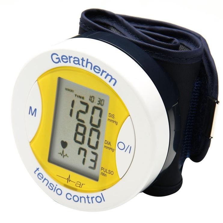 Geratherm Tensio Control Tonometer Yellow