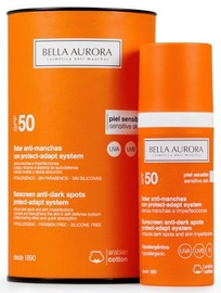 Bella Aurora Anti Dark Spot Sunscreen SPF50 Sensitive Skin 50ml