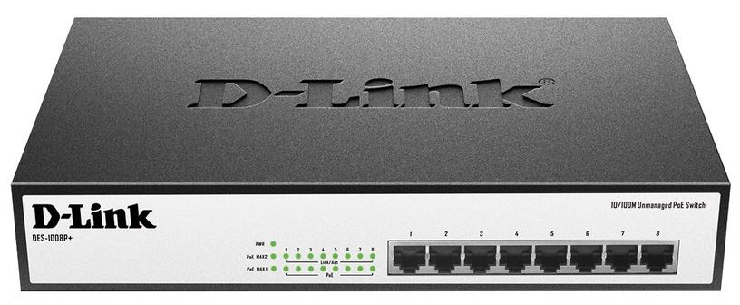D-Link DES-1008P+