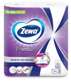 Popieriniai rankšluosčiai Zewa Premium, 2 vnt.
