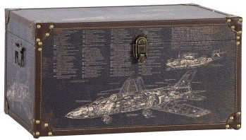 Home4you Box Ventura 3 50x25xH25cm Helicopter