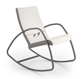 Fotelis Halmar Balance Grey/White, 105x55x95 cm
