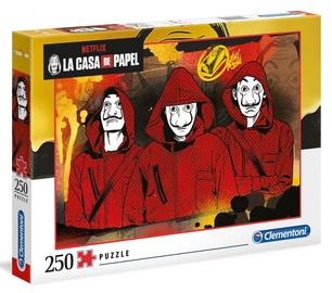 Clementoni Puzzle La Casa De Papel 250pcs 29104