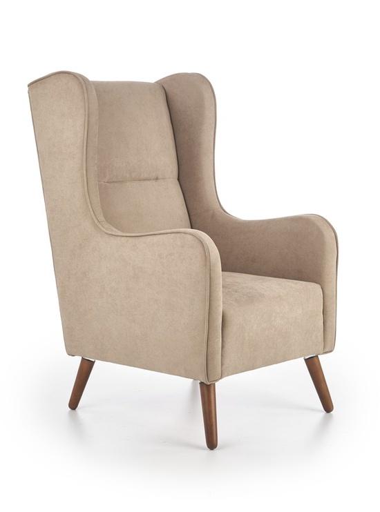 Fotelis Halmar Chester Beige, 85x67x114 cm