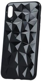 Mocco Trendy Diamonds Back Case For Samsung Galaxy J5 J530 Black