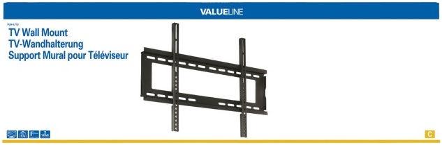ValueLine VLM-LF10 Universal Wall Mount 32-65''
