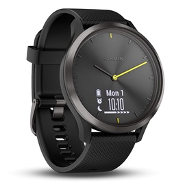 SMARTWATCH GARMIN VIVOMOVE HR BLACK