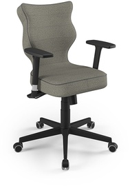 Entelo Nero Black Office Chair TW33 Dark Gray