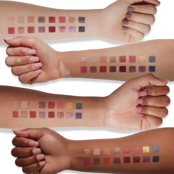 Milani Gilded Rouge Eyeshadow Palette 9.6g MUIP 03