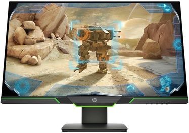 "Monitorius HP X27i, 27"", 4 ms"