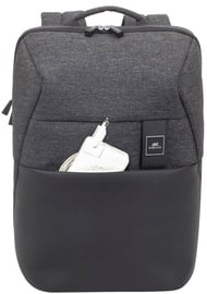 Rivacase Melange MacBook Pro And Ultrabook Backpack 15.6'' Black