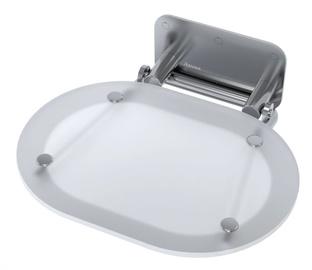 Universali dušo sėdynė Ravak, Chrome, skaidri / nerūdijančio plieno
