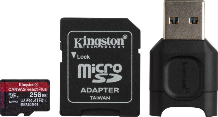 Mälukaart Kingston, 256 GB