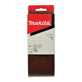 Шлифовальная лента Makita P-37100, K60, 457x76, 5 шт.