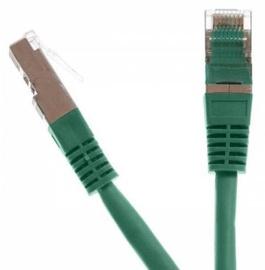 Digitalbox START.LAN Patchcord RJ45 5e FTP 15m Green