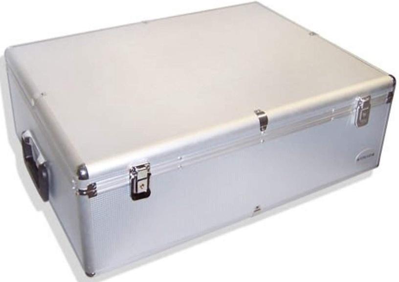 MediaRange DJ-Cases BOX78 for 1000 Discs